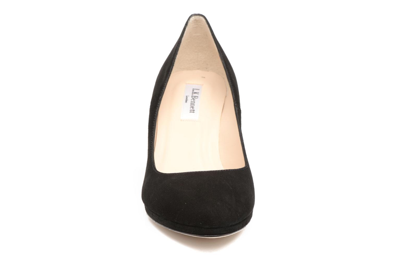 Escarpins L.K. Bennett New Sybila Noir vue portées chaussures