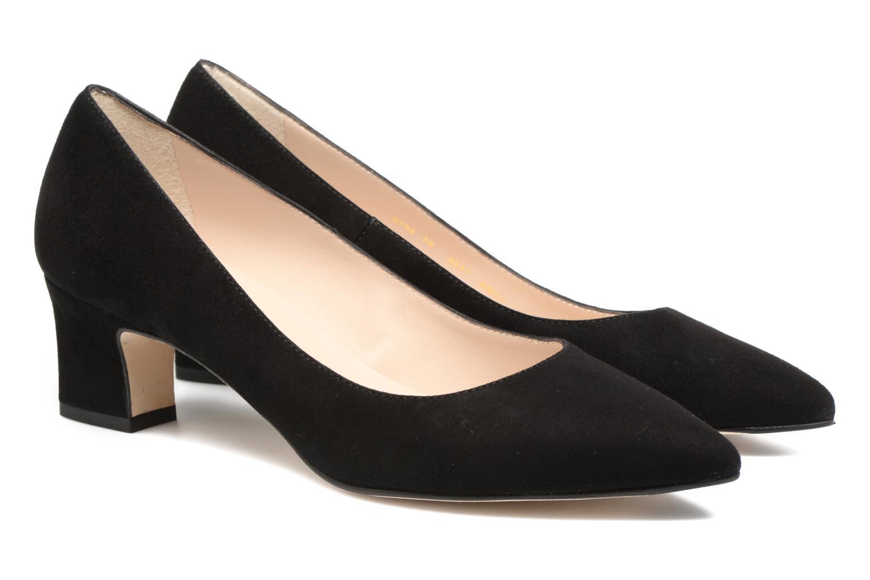 High heels L.K. Bennett Annabelle Black 3/4 view