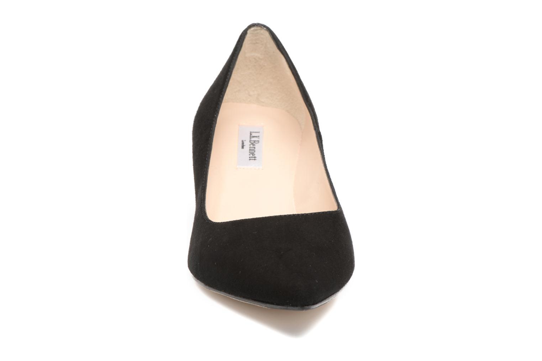 High heels L.K. Bennett Annabelle Black model view