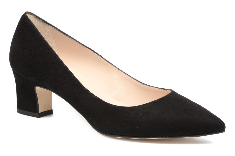 High heels L.K. Bennett Annabelle Black detailed view/ Pair view