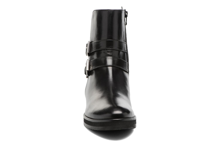 Bottines et boots Heyraud FILIPA Noir vue portées chaussures