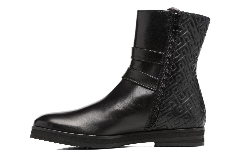 Bottines et boots Heyraud FILIPA Noir vue face
