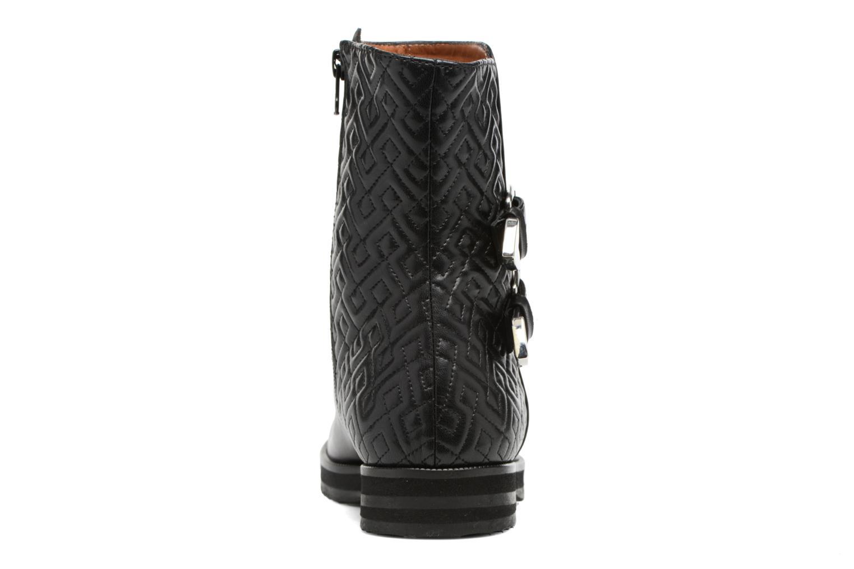 Bottines et boots Heyraud FILIPA Noir vue droite