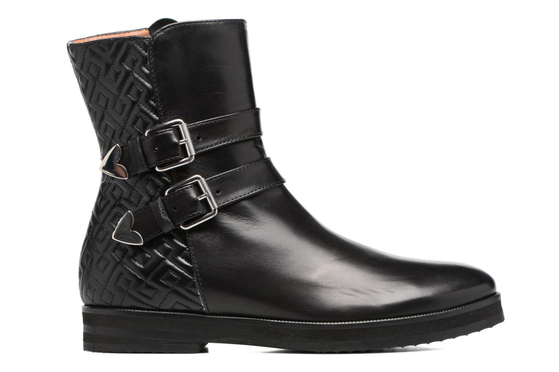 Bottines et boots Heyraud FILIPA Noir vue derrière
