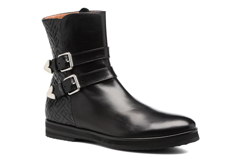 Bottines et boots Heyraud FILIPA Noir vue détail/paire