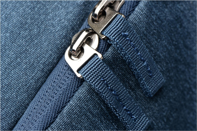 "Sacs ordinateur Case Logic Huxton Backpack 15,6"" Bleu vue gauche"