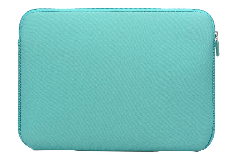 """Petite Maroquinerie Case Logic EVA-foam 13""""  Notebook Sleeve, slim-line, Latigo Bay Bleu vue face"""