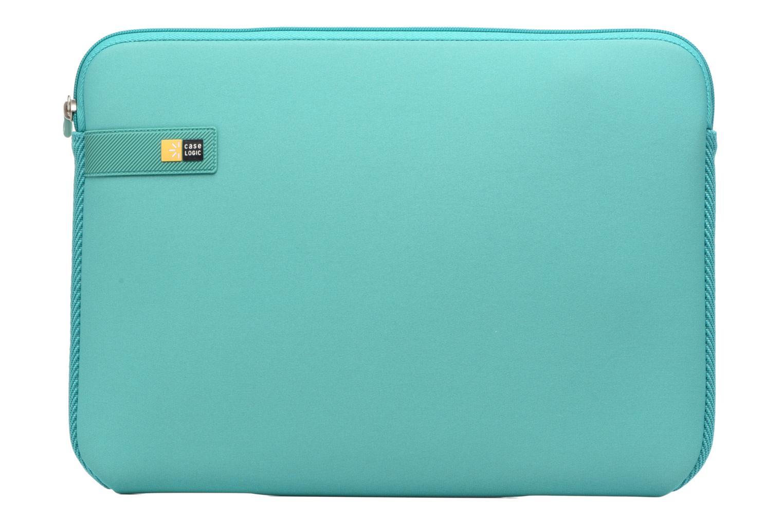 "Petite Maroquinerie Case Logic EVA-foam 13""  Notebook Sleeve, slim-line, Latigo Bay Bleu vue détail/paire"