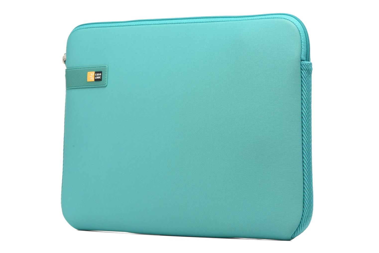 "Wallets & cases Case Logic EVA-foam 14""  Notebook Sleeve, slim-line, Latigo Bay Blue model view"