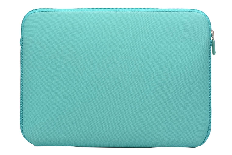 """Petite Maroquinerie Case Logic EVA-foam 14""""  Notebook Sleeve, slim-line, Latigo Bay Bleu vue face"""