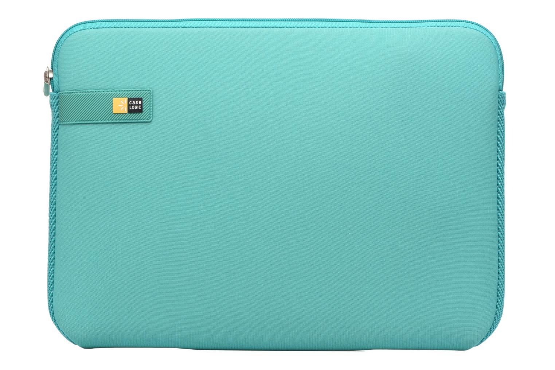 "Petite Maroquinerie Case Logic EVA-foam 14""  Notebook Sleeve, slim-line, Latigo Bay Bleu vue détail/paire"