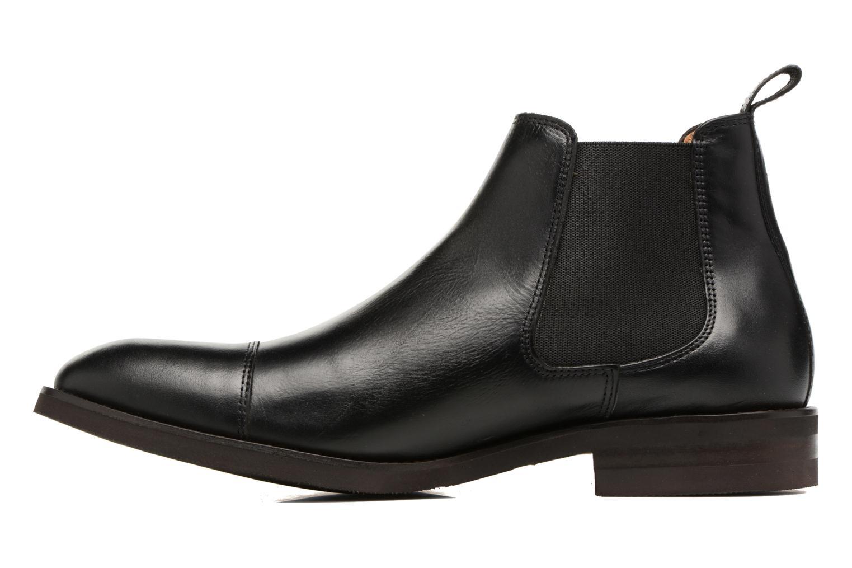 Bottines et boots HE Spring Jules Noir vue face