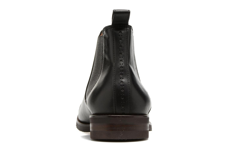 Bottines et boots HE Spring Jules Noir vue droite