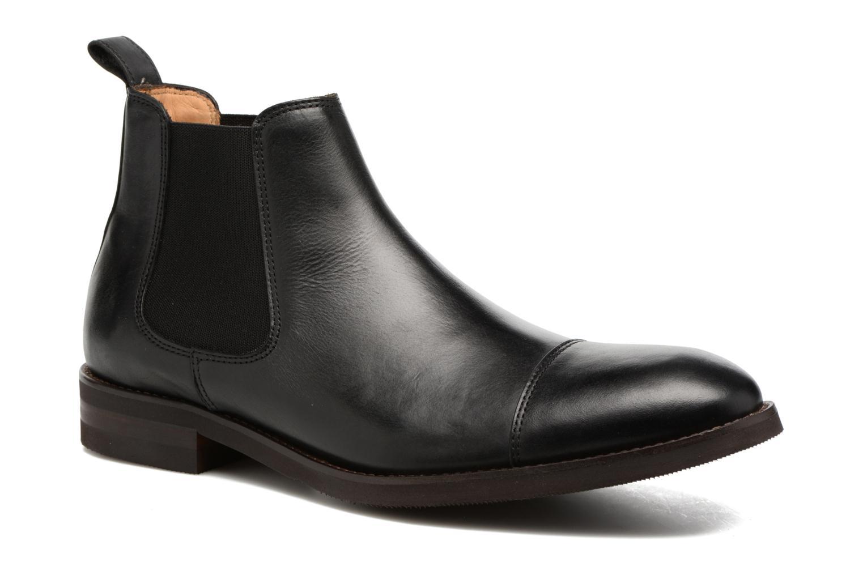 Bottines et boots HE Spring Jules Noir vue détail/paire
