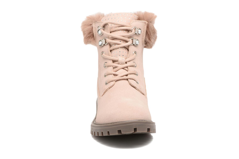 Bottines et boots Guess Tamara Rose vue portées chaussures