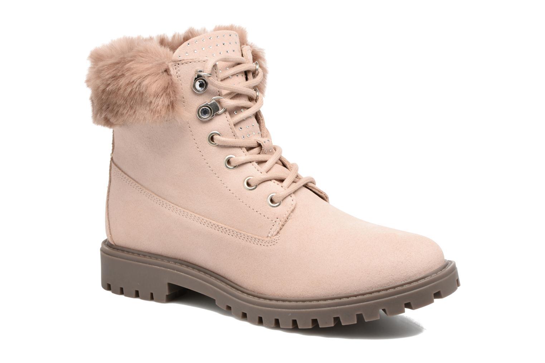 Bottines et boots Guess Tamara Rose vue détail/paire