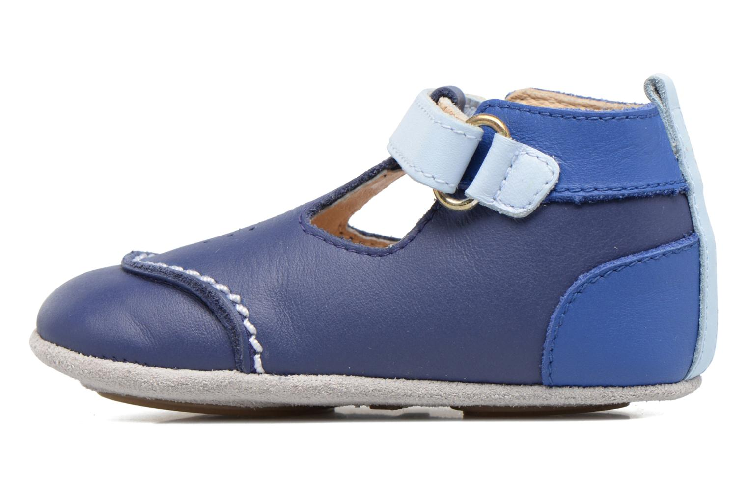 Slippers Robeez Salomon Blue front view
