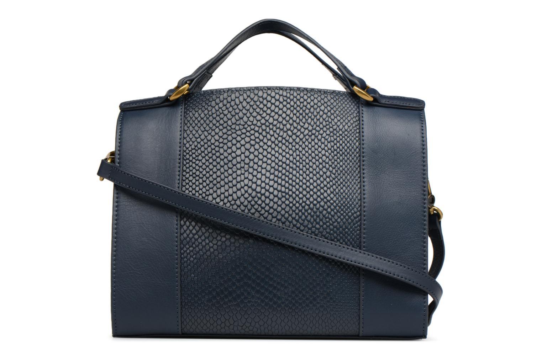 Handtaschen Nat & Nin Louise blau ansicht von vorne