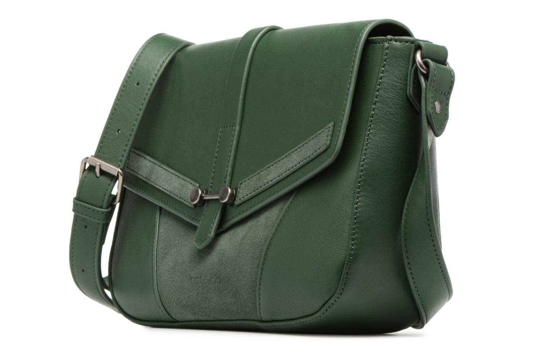 Handtaschen Nat & Nin Paola grün schuhe getragen