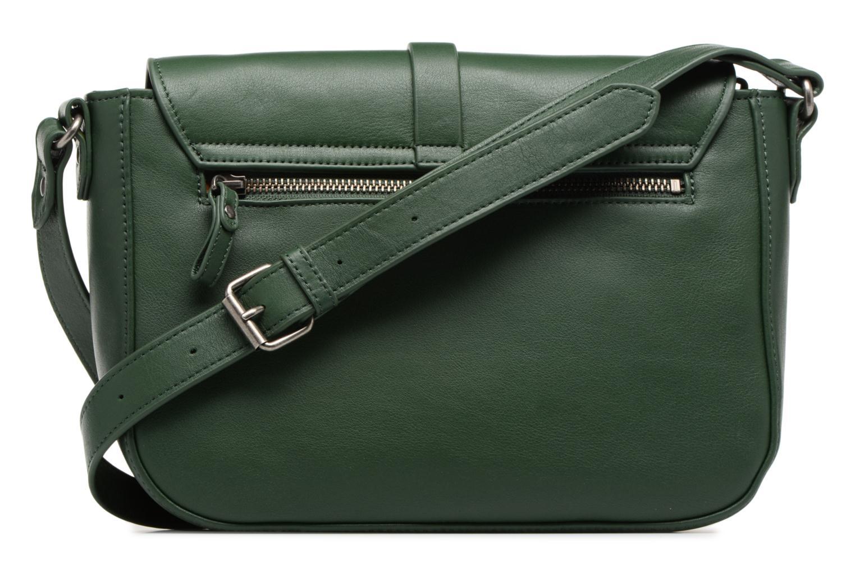 Handtaschen Nat & Nin Paola grün ansicht von vorne