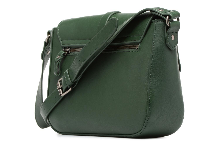 Handtaschen Nat & Nin Paola grün ansicht von rechts