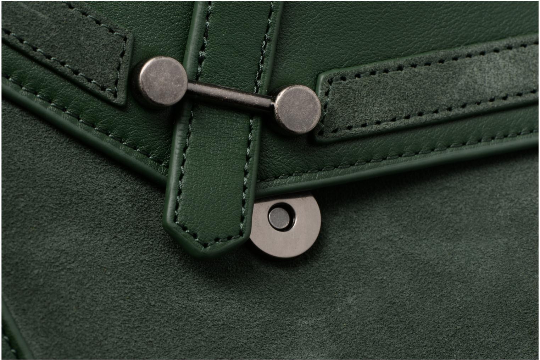Handtaschen Nat & Nin Paola grün ansicht von links