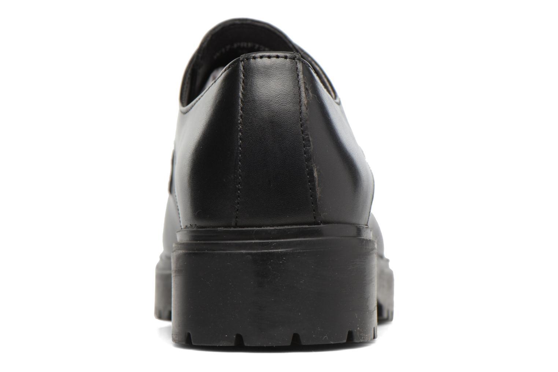Chaussures à lacets Elizabeth Stuart Bal 294 Noir vue droite