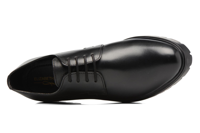 Chaussures à lacets Elizabeth Stuart Bal 294 Noir vue gauche