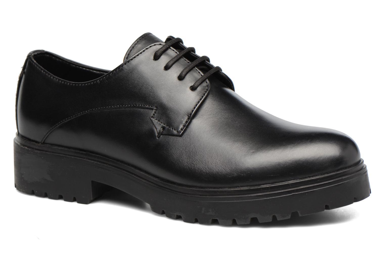 Chaussures à lacets Elizabeth Stuart Bal 294 Noir vue détail/paire