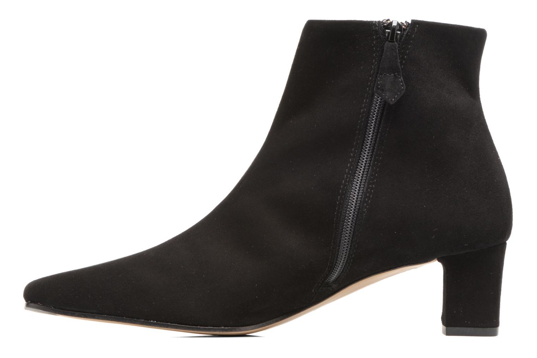 Bottines et boots Elizabeth Stuart Erza 300 Noir vue face