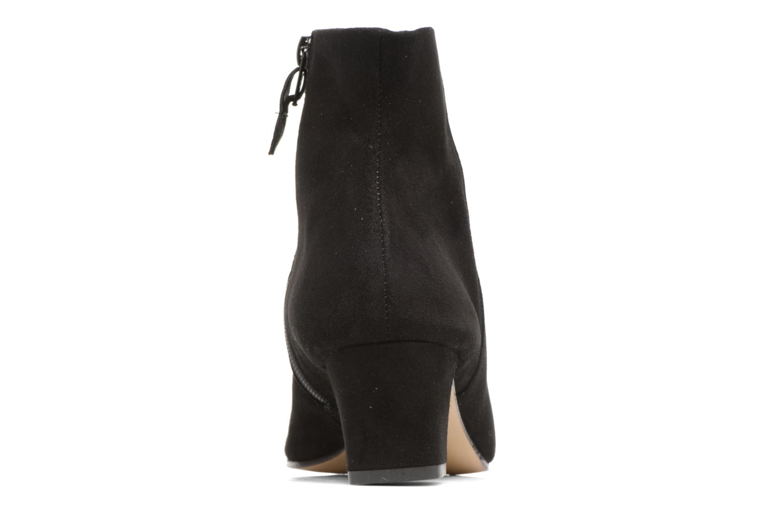 Ankle boots Elizabeth Stuart Erza 300 Black view from the right