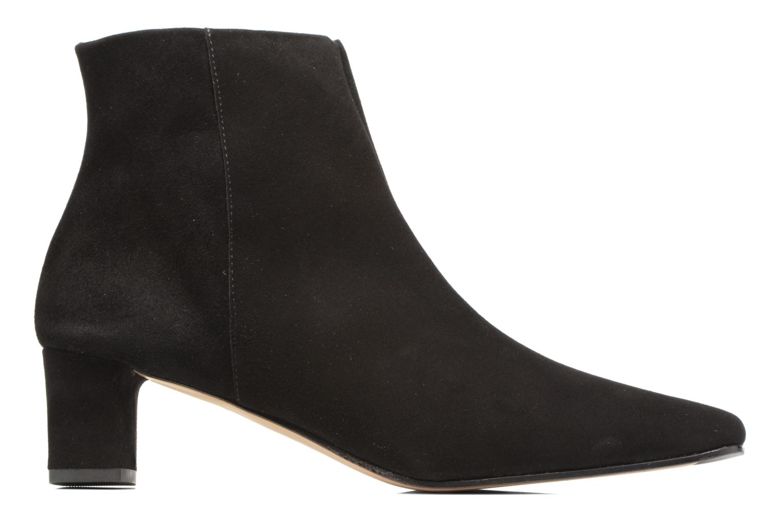 Ankle boots Elizabeth Stuart Erza 300 Black back view