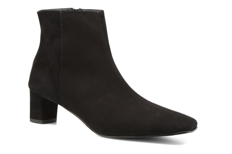 Ankle boots Elizabeth Stuart Erza 300 Black detailed view/ Pair view