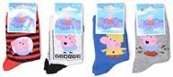 Chaussettes Lot de 4 Pepa Pig