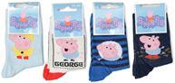 Sokken en panty's Accessoires Chaussettes Lot de 4 Pepa Pig