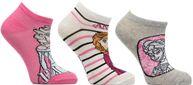 Socks & tights Accessories Chaussettes Basses Lot de 3 Reine des neiges