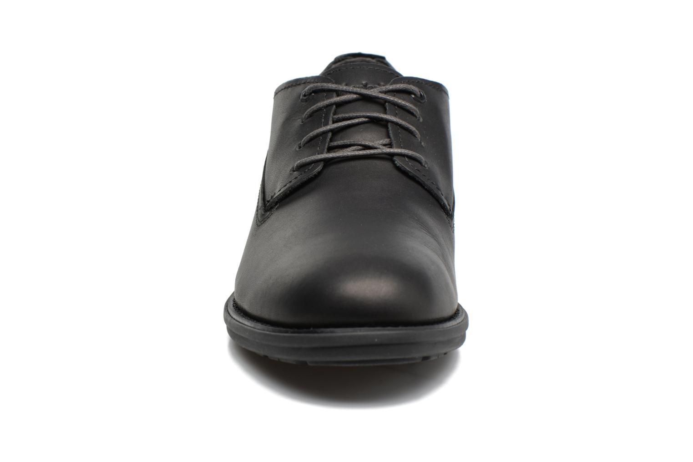 Chaussures à lacets Timberland Carter Notch Oxford Noir vue portées chaussures