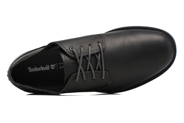 Chaussures à lacets Timberland Carter Notch Oxford Noir vue gauche