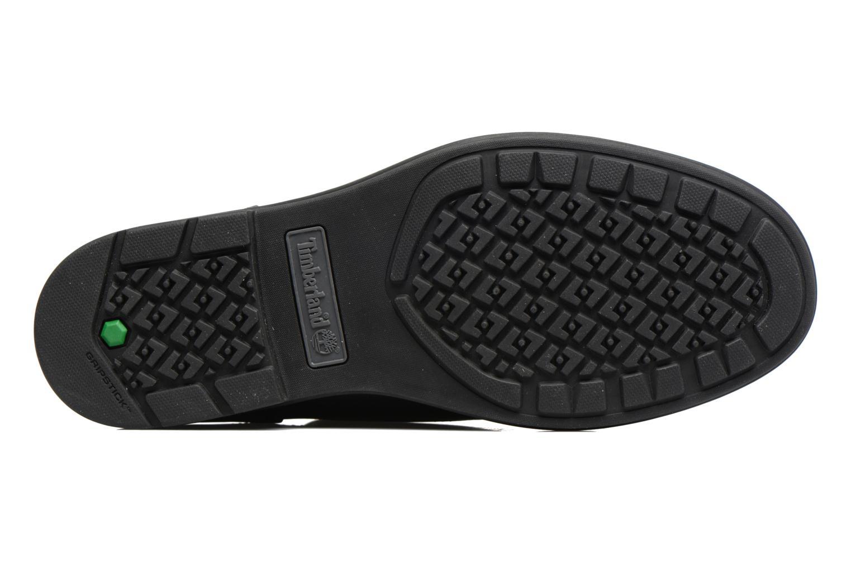 Chaussures à lacets Timberland Carter Notch Oxford Noir vue haut