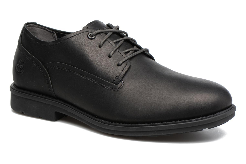 Chaussures à lacets Timberland Carter Notch Oxford Noir vue détail/paire