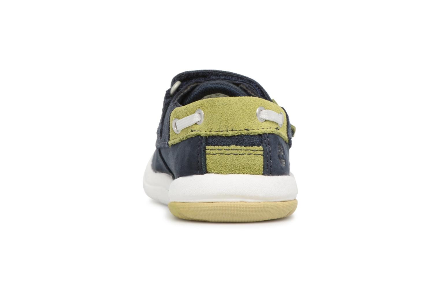 Trainers Timberland Toddletracks Boat Sh Blue view from the right