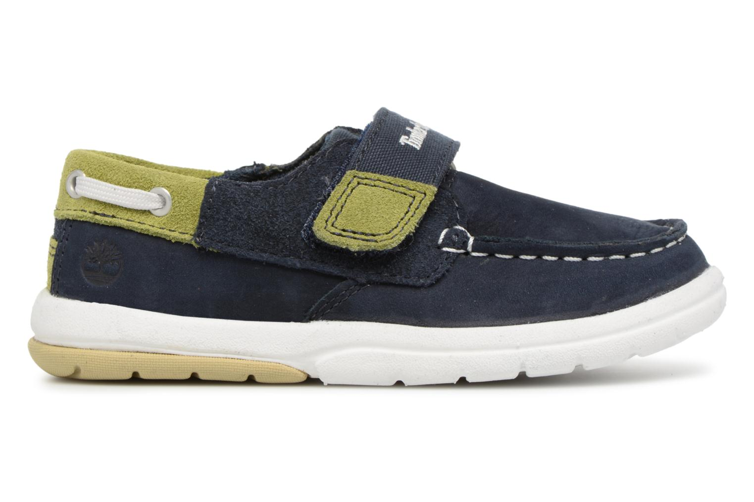 Trainers Timberland Toddletracks Boat Sh Blue back view