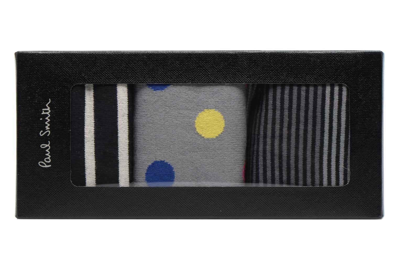 Chaussettes imprimées Lot de 3 76