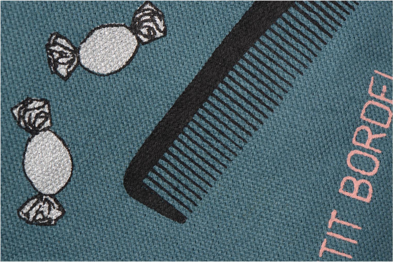 Petite Maroquinerie Petite mendigote Pochette Kit de Survie Vert vue gauche