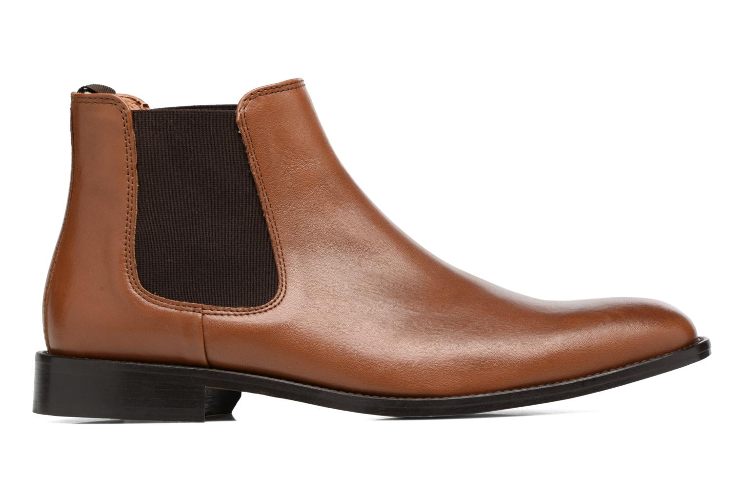 Bottines et boots Marvin&Co Rothwell Marron vue derrière