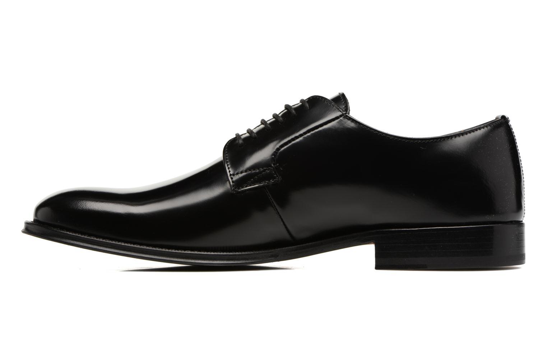 Chaussures à lacets Marvin&Co Renan Noir vue face