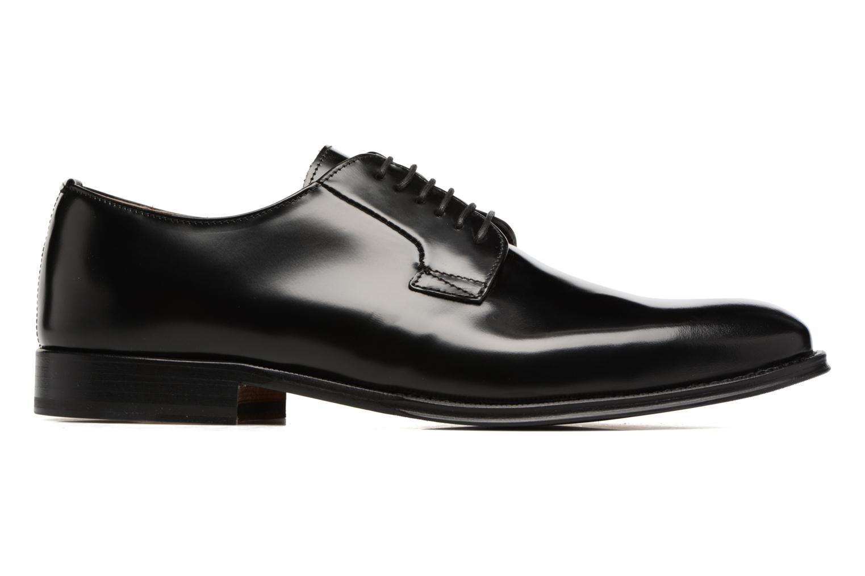 Chaussures à lacets Marvin&Co Renan Noir vue derrière