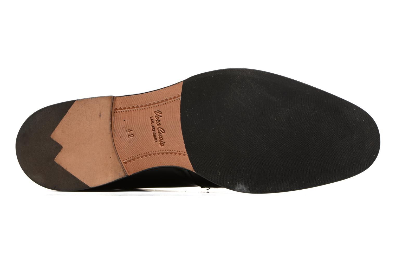 Chaussures à lacets Marvin&Co Renan Noir vue haut