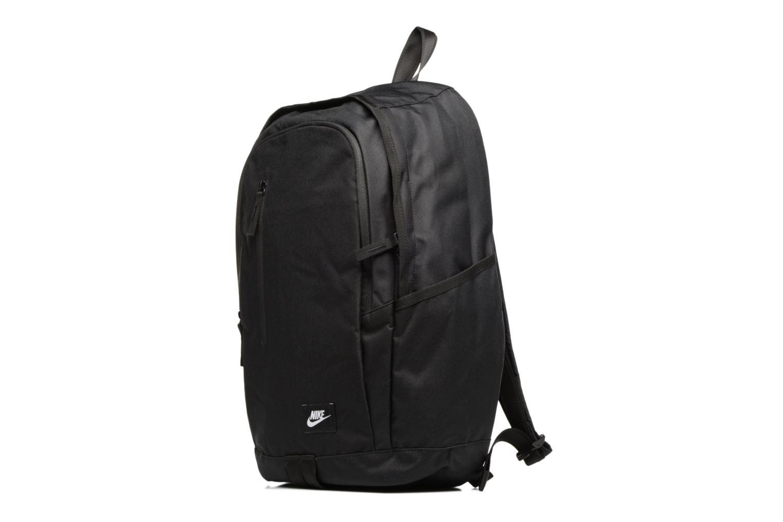 Zaini Nike Nike Soleday Backpack S Nero modello indossato