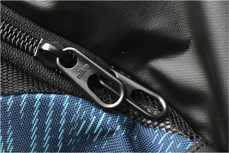 Sacs de sport Nike Nike Brasilia Duffle bag S GFX Bleu vue gauche